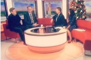 David on BBC Breakfast