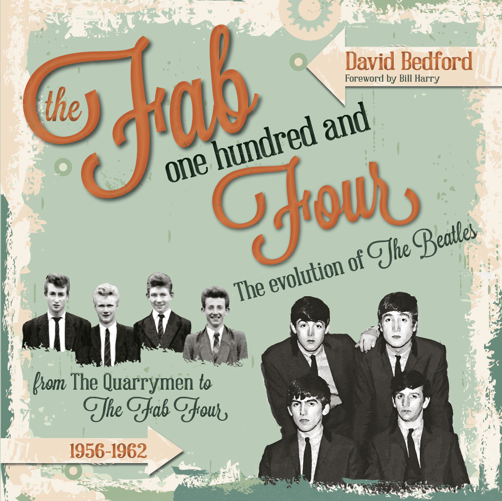 The Fab one hundred and Four: The Evolution of The Beatles